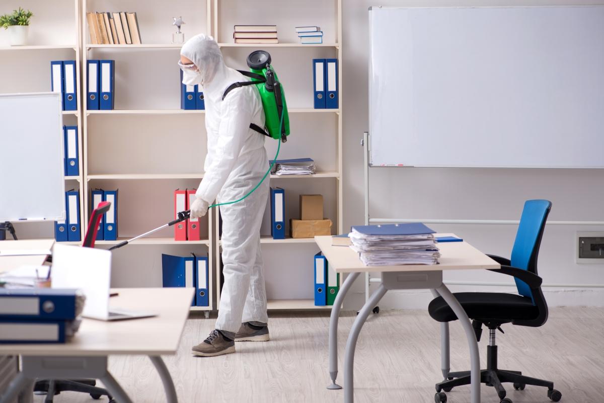 JCS Pest Control - Commercial pest control